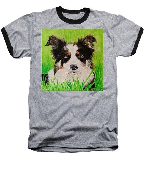 Bordering On Paradise Baseball T-Shirt