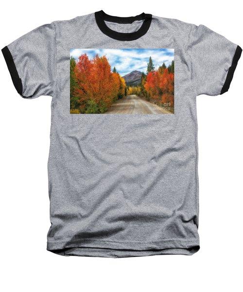 Boreas Mountain Baseball T-Shirt
