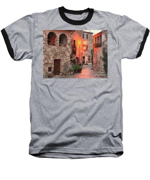 Borgo Medievale Baseball T-Shirt