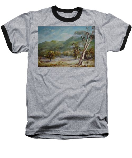Boronia Peak Baseball T-Shirt