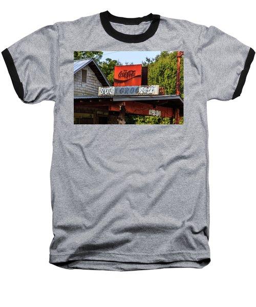 Bo's Grocery Baseball T-Shirt