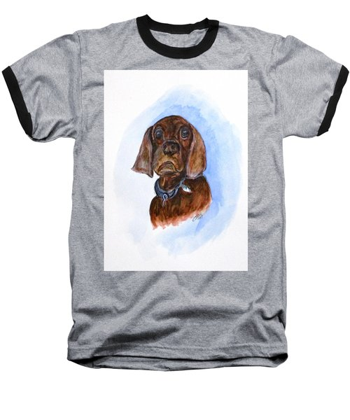 Bosely The Dog Baseball T-Shirt