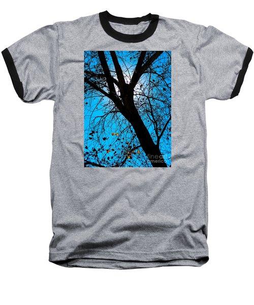 Bosque Silhouette Baseball T-Shirt