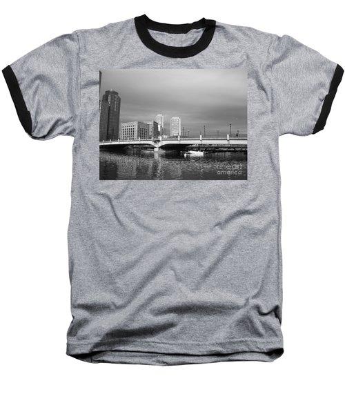 Boston Bridge Baseball T-Shirt