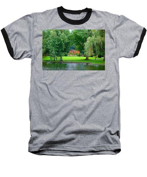 Boston Common Study 3 Baseball T-Shirt