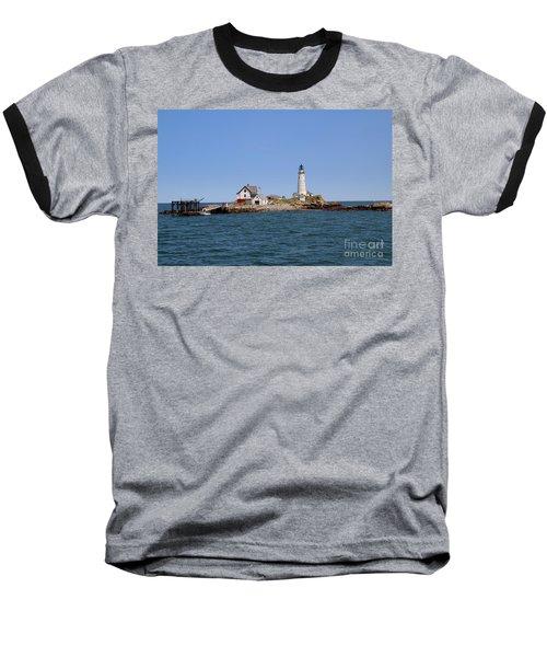 Boston Light Baseball T-Shirt