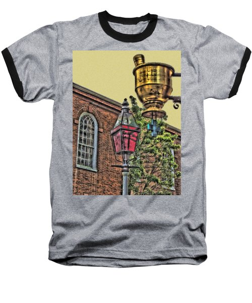 Boston Medicine Baseball T-Shirt