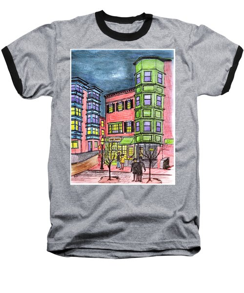 Boston Northend Baseball T-Shirt