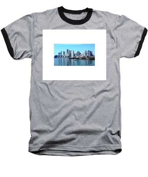 Boston Reflected Baseball T-Shirt