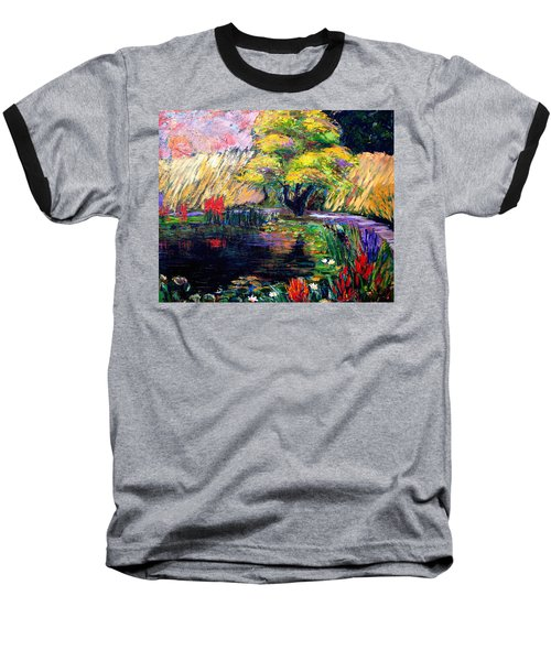 Botanical Garden In Lund Sweden Baseball T-Shirt
