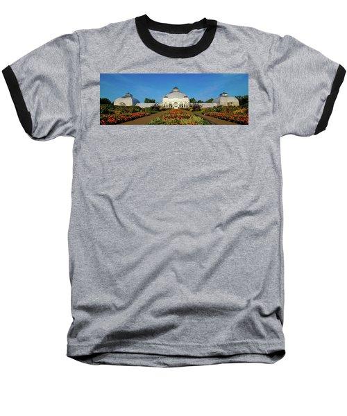 Botanical Gardens 12636 Baseball T-Shirt