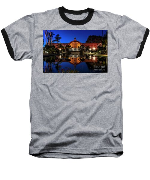 Botanical Gardens At Balboa Baseball T-Shirt