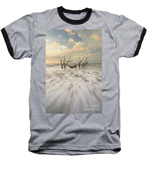 Botany Bay In South Carolina Baseball T-Shirt