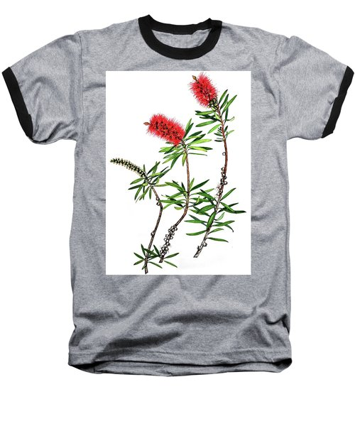 Bottle Brush Baseball T-Shirt