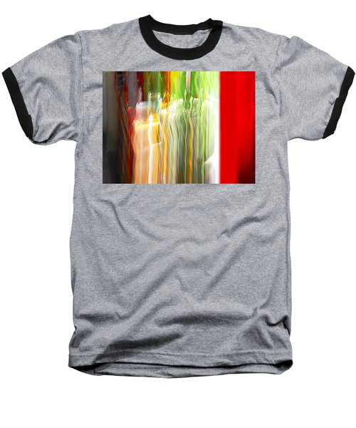 Baseball T-Shirt featuring the photograph Bottle By The Window by Susan Capuano