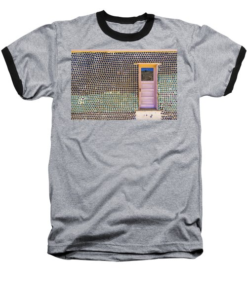 Bottle House Baseball T-Shirt