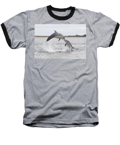 Bottlenose Dolphins - Scotland #1 Baseball T-Shirt