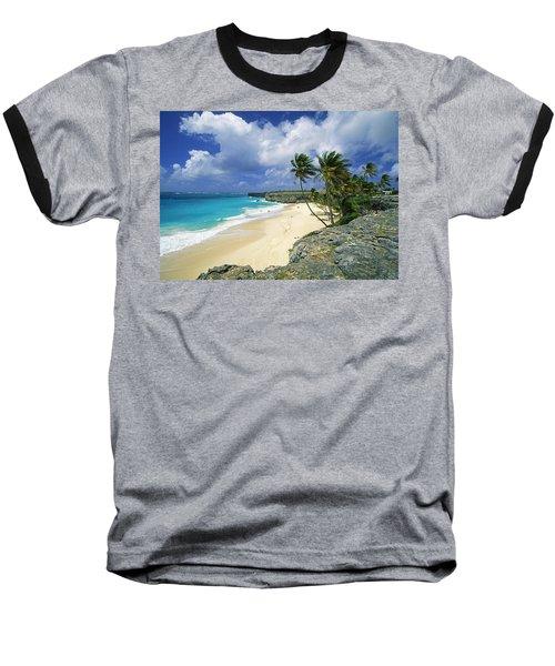 Bottom Bay, Barbados Baseball T-Shirt