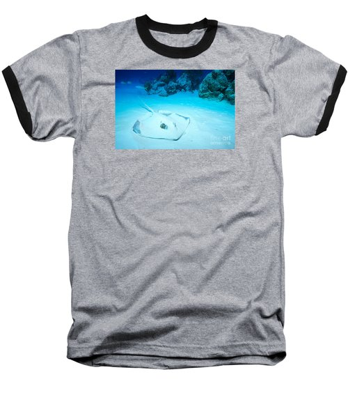 Baseball T-Shirt featuring the photograph Bottom Dweller by Aaron Whittemore