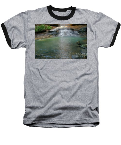 Bottom Of Falls Baseball T-Shirt