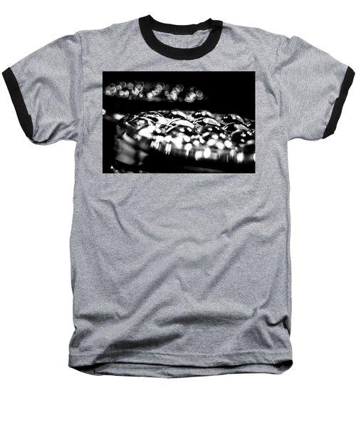 Bottom Side Of Glass Tumblers Baseball T-Shirt