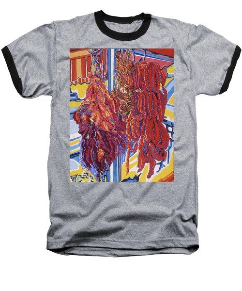 Boucherie Hamdane Freres I Baseball T-Shirt by Robert SORENSEN