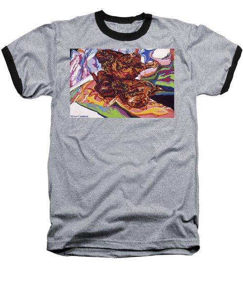 Boucherie Hamdane Freres II Baseball T-Shirt by Robert SORENSEN