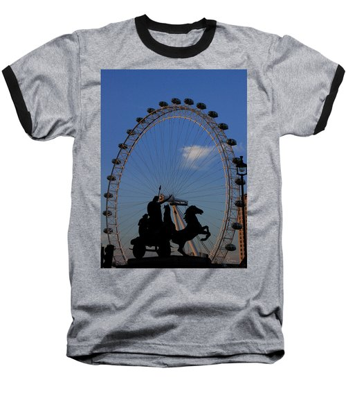 Boudicca's Eye Baseball T-Shirt