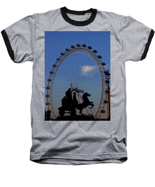 Boudicca's Eye Baseball T-Shirt