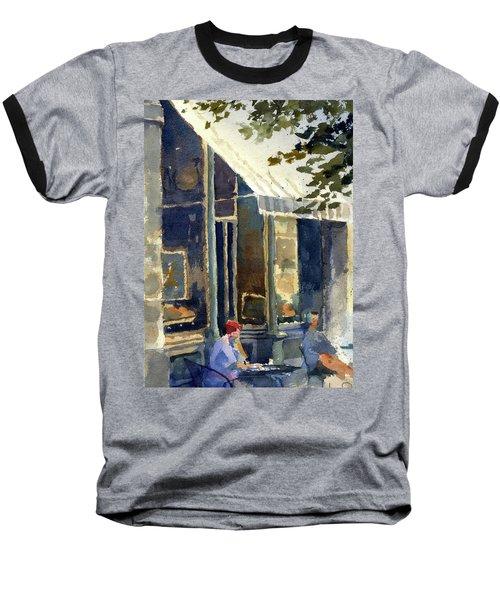 Boulangerie Du Monde, Cedarburg Baseball T-Shirt