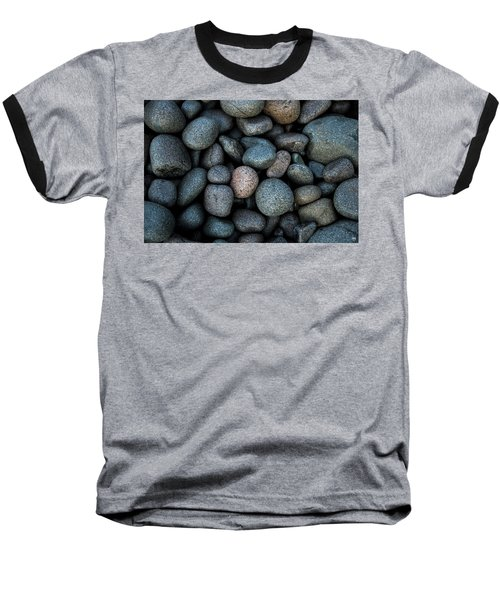 Boulder Beach Rocks Baseball T-Shirt