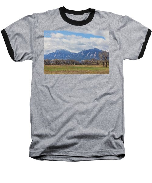 Baseball T-Shirt featuring the photograph Boulder Colorado Prairie Dog View  by James BO Insogna