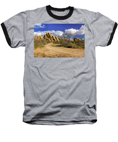 Boulders At Apple Valley Baseball T-Shirt by James Eddy
