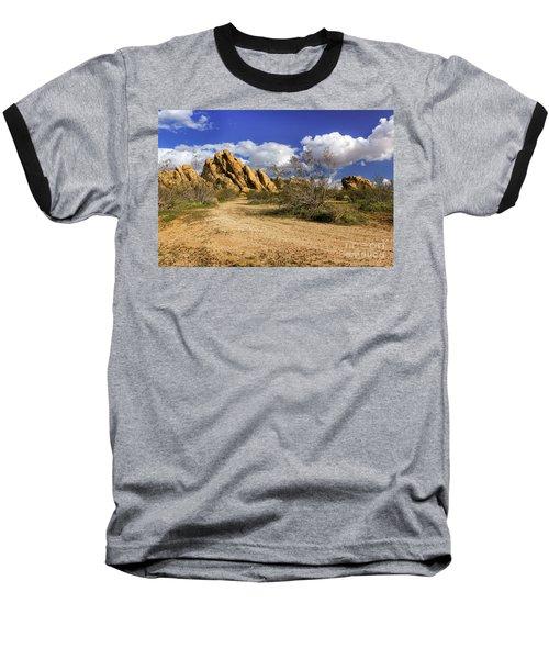 Boulders At Apple Valley Baseball T-Shirt