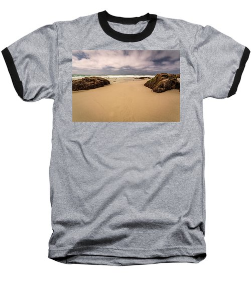 Boulders On The Beach Baseball T-Shirt