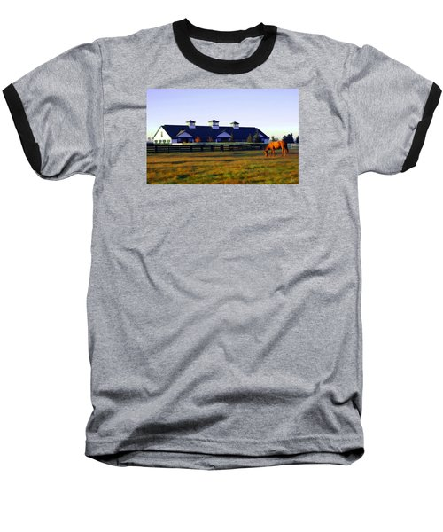 Boulevard Barn Baseball T-Shirt
