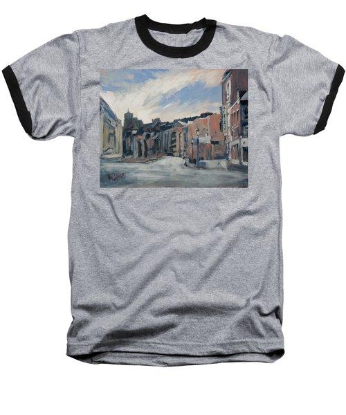 Boulevard La Sauveniere Liege Baseball T-Shirt