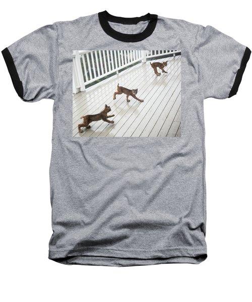 Bouncing Is Best Baseball T-Shirt