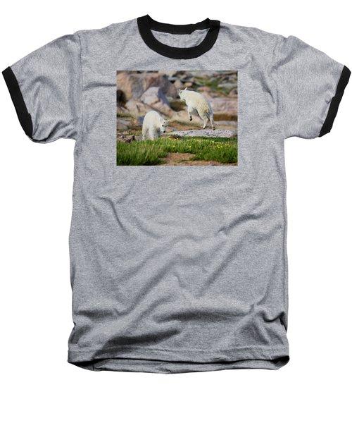 Bounder Baseball T-Shirt by Jim Garrison