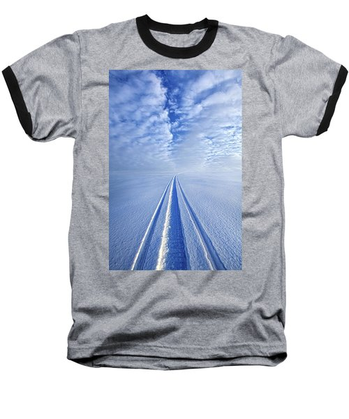 Baseball T-Shirt featuring the photograph Boundless Infinitude by Phil Koch