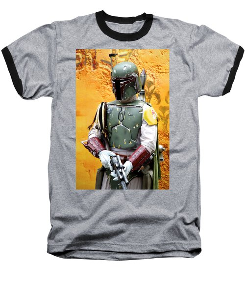 Bounty Hunter Baseball T-Shirt