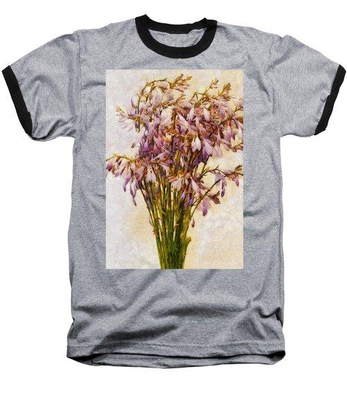 Bouquet Of Hostas Baseball T-Shirt