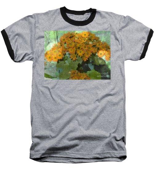Bouquet Of Sunshine Baseball T-Shirt
