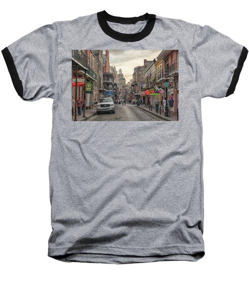 Bourbon Street Baseball T-Shirt