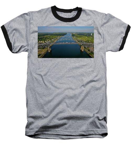 Bourne Bridge, Ma Baseball T-Shirt