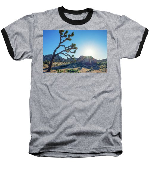 Bowing To The Sun Baseball T-Shirt