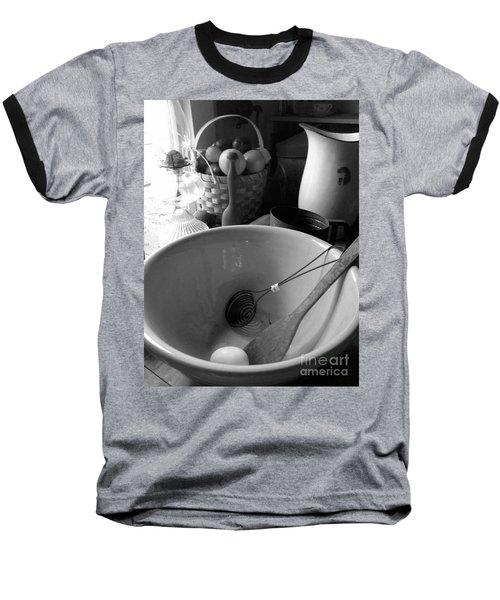 Baseball T-Shirt featuring the photograph Bowl by Brian Jones
