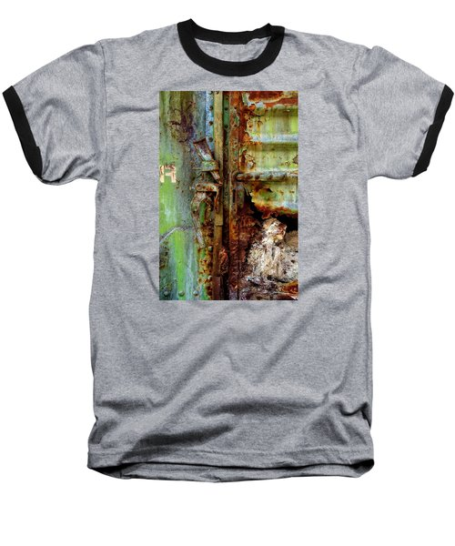 Baseball T-Shirt featuring the photograph Boxcar 1 by Newel Hunter