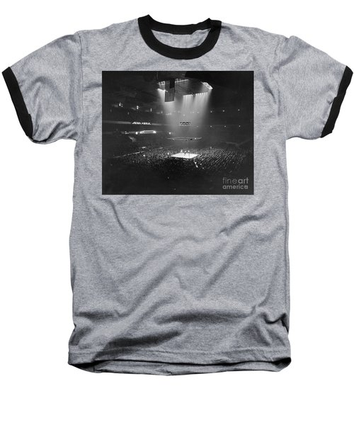 Boxing Match, 1941 Baseball T-Shirt