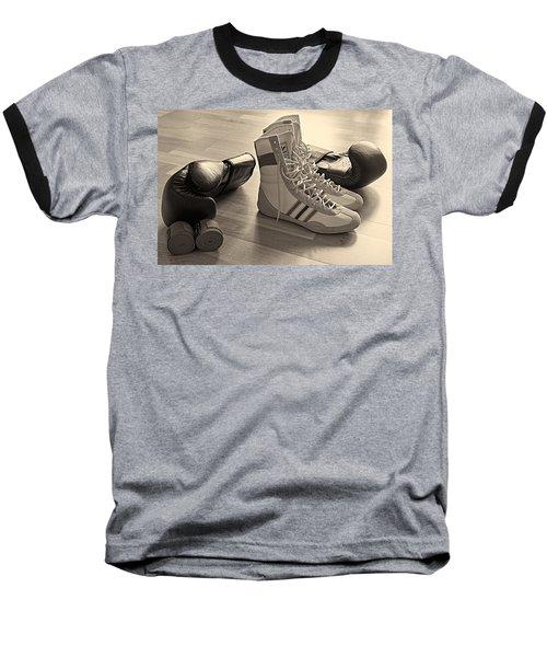 Boxing Baseball T-Shirt